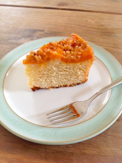 Apricot Butter Cake