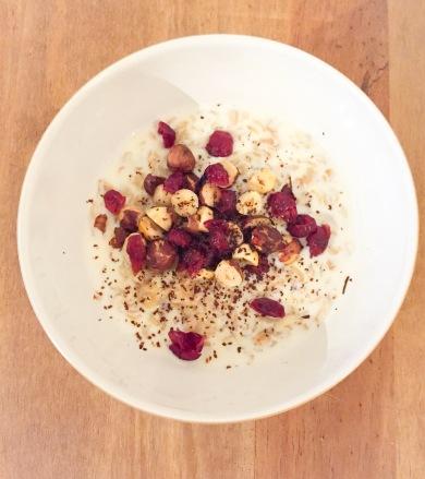 Indulgent Porridge